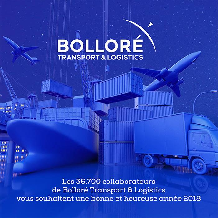 BOLLORE TRANSPORT ET LOGISTICS Image